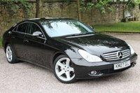 2007 MERCEDES-BENZ CLS CLASS 3.0 CLS320 CDI 4d AUTO 222 BHP £SOLD