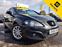 USED 2010 60 SEAT LEON 1.9 SE TDI 5d 103 BHP! p/x welcome! 2 OWNERS! FULL SEAT S-HISTORY! PARKING AID! CRUISE & CLIMATE! CONTRL USB+AUX PORT! NEW MOT! SERVICED!   2 OWNERS! FDH! SENSORS! CRUISE & CLIMATE! SERVICED! AUX+USB PORT! NEW MOT!
