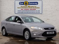 USED 2012 12 FORD MONDEO 1.6 ZETEC 5d 158 BHP Turbo + Bluetooth Finance Me