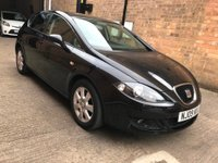 USED 2009 09 SEAT LEON 1.9 TDI Stylance 5dr FSH 1 OWNER VERY LOW MILEAGE
