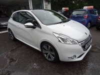 USED 2013 13 PEUGEOT 208 1.6 E-HDI XY 3d 92 BHP Full Service History + Just Serviced by ourselves, MOT until June 2018, One Previous Owner, Superb on fuel! FREE Road Tax! Diesel