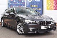 USED 2014 N BMW 5 SERIES 2.0 518D M SPORT 4d 141 BHP
