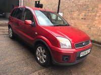 2008 FORD FUSION 1.4 TDCi Plus 5dr £3450.00