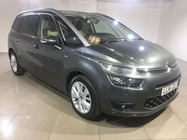 View our 2014 14 CITROEN C4 PICASSO 1.6 GRAND E-HDI AIRDREAM EXCLUSIVE PLUS 5d 113 BHP