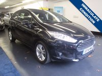 USED 2014 14 FORD FIESTA 1.2 ZETEC 3d 81 BHP 1 PREVIOUS ONLY, ONLY 16,000 MILES!!!!!!!!!!!!!!!!!!!!!!!!, AIR CON, ALLOYS