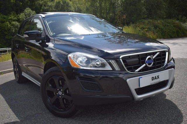 2012 62 VOLVO XC60 2.0 D4 SE LUX NAV 5d 161 BHP