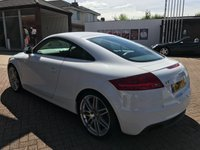 USED 2010 10 AUDI TT 2.0TFSI S LINE SPECIAL EDITION Coupe Free MOT for Life