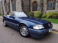 1990 MERCEDES-BENZ SL 3.0 300 SL 2d AUTO 190 BHP £7995.00