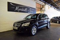 USED 2009 59 VOLKSWAGEN TIGUAN 2.0 SE TDI 5d 138 BHP LOVELY CONDITION THROUGHOUT