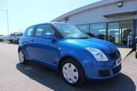 USED 2010 10 SUZUKI SWIFT 1.3 GL 3d 91 BHP LOW DEPOSIT OR NO DEPOSIT FINANCE AVAILABLE.