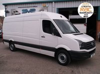 USED 2013 13 VOLKSWAGEN CRAFTER LWB HIGH ROOF CR35 TDI 109 BHP 4.2 METRE LOAD SPACE
