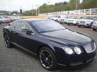 2004 BENTLEY CONTINENTAL