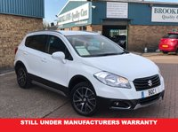 "USED 2015 15 SUZUKI SX4 S-CROSS 1.6 SZ-T 5d 118 BHP Fantastic SUV with Great Spec inc Touch Screen Sat Nav Bluetooth 17"" Alloys PDC Reverse Camera"