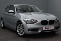 USED 2013 63 BMW 1 SERIES 1.6 116D EFFICIENTDYNAMICS BUSINESS 5d 114 BHP 1 OWNER + FULL SERVICE HISTORY