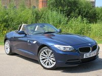 USED 2009 59 BMW Z4 2.5 Z4 SDRIVE23I ROADSTER 2d 201 BHP Full Service History, Low Miles