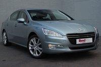 USED 2013 63 PEUGEOT 508 2.0 HYBRID4 4d AUTO 200 BHP FREE TAX + 80 MPG