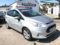USED 2012 62 FORD B-MAX 1.4 ZETEC 5d 89 BHP Only 30283 miles, Full history, 12 months MOT & service inc