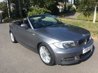 USED 2011 11 BMW 1 SERIES 2.0 120D M SPORT 2d 175 BHP EXCELLENT CONDITION 2 OWNER M SPORT CAB WITH ONLY 2 OWNERS AND FSH NEW CLUTCH AND FLYWHEEL