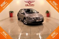 USED 2009 09 HONDA CIVIC 2.2 ES I-CTDI 5d 139 BHP + RAC 82 POINT CHECKED + RAC APPROVED DEALER