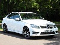 USED 2013 63 MERCEDES-BENZ C CLASS 2.1 C250 CDI BLUEEFFICIENCY AMG SPORT PLUS 4dr Auto  £236 PCM With £1499 Deposit