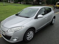 USED 2009 09 RENAULT MEGANE 1.6 EXPRESSION VVT 5d 100 BHP 57,000 GUARANTEED MILES - 2 OWNERS FROM NEW - SERVICE HISTORY - EXCELLENT CONDITION