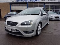 USED 2007 57 FORD FOCUS 2.5 ST-3 5d 225 BHP GREAT LOOKING AMAZING PERFORMANCE ST