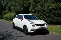 USED 2014 64 NISSAN JUKE 1.6 NISMO RS DIG-T 5d 218 BHP