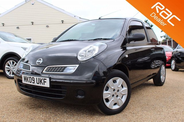 View our 2009 09 NISSAN MICRA 1.5 VISIA DCI 3d 85 BHP