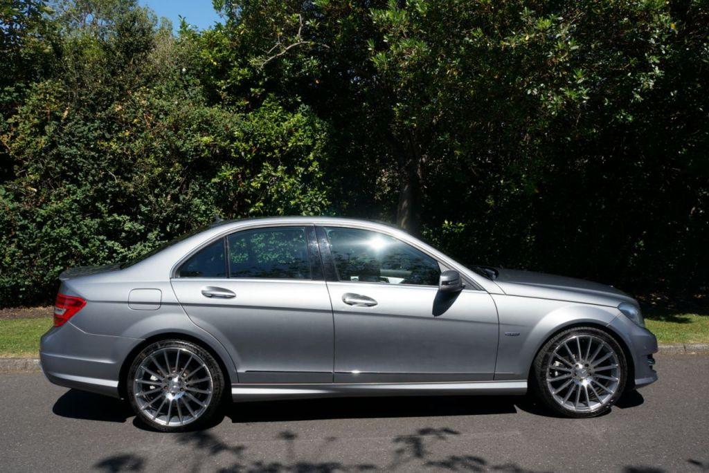 Mercedes-Benz C-Class C250 CDI Blueefficiency Sport £10,090