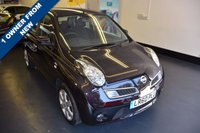 USED 2010 60 NISSAN MICRA 1.2 N-TEC 5d 80 BHP 1 LADY OWNER, 41,000 MILES, FULL SERVICE HISTORY