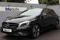 2014 MERCEDES-BENZ A 180 1.5 CDI BLUE EFFICIENCY SPORT 5d AUTO  £15680.00