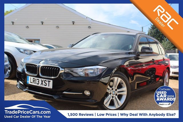 View our 2013 13 BMW 3 SERIES 2.0 320D SPORT TOURING 5d 181 BHP