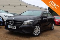 USED 2014 14 MERCEDES-BENZ A CLASS 1.6 A180 BLUEEFFICIENCY SE 5d 122 BHP Bluetooth, Parking Aid & more