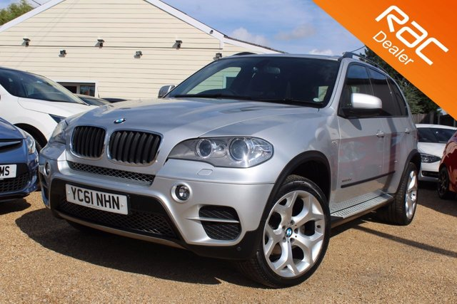 View our 2011 61 BMW X5 3.0 XDRIVE30D SE 5d AUTO 241 BHP