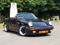 USED 1984 PORSCHE 911 3.2 CARRERA 2dr  LOW MILES SUPERB CONDITION