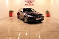 USED 2011 61 BMW 5 SERIES 2.0 520D EFFICIENTDYNAMICS 4d 181 BHP + 2 PREV OWNERS + SERVICE HISTORY