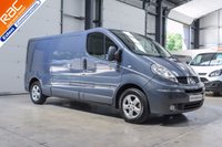 USED 2013 13 RENAULT TRAFIC 2.0 LL29 SPORT DCI S/R 1d 115 BHP