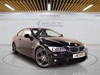 USED 2013 13 BMW 3 SERIES 2.0 320D SPORT PLUS EDITION 2d 181 BHP + 2 PREV OWNER + SERVICE HISTORY + USB + BLUETOOTH + SAT NAV