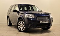 USED 2009 09 LAND ROVER FREELANDER 2.2 TD4 HSE 5d AUTO 159 BHP + 2 PREV OWNER FROM NEW + SERVICE HISTORY