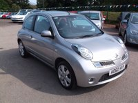 USED 2010 60 NISSAN MICRA 1.2 N-TEC 3d 80 BHP ***Excellent economy - reliable 1st car  - Low tax / insurance - Long MOT***