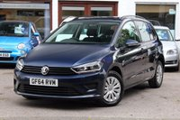 USED 2014 64 VOLKSWAGEN GOLF SV 1.6 S TDI DSG 5d AUTO 108 BHP £20 TAX / DAB RADIO / BLUETOOTH / IPOD