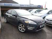 USED 2011 11 FORD MONDEO 1.8 TITANIUM PLUS TDCI 5d 124 BHP WE STRIVE FOR 94% FINANCE ACCEPTANCE