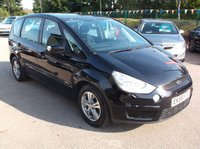 USED 2008 58 FORD S-MAX 1.8 ZETEC TDCI 6SPD 5d 125 BHP 7 SEATER, DIESEL,  GREAT SPEC,  SERVICE HISTORY, DRIVES SUPERBLY !!!!!!