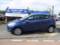 USED 2009 09 FORD FIESTA 1.2 ZETEC 5d 81 BHP 7 Stamps Of Service History . 2 Former Keepers . New Mot & Full Service Done On Collection Of This Car + 2 Years Mot Test & Full Service After . 3 Months Warranty Included . Finance Arranged At Competitive Rate's . Credit Card's Accepted .