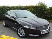 USED 2014 64 JAGUAR XF 3.0 D V6 LUXURY 4d AUTO 240 BHP 128 POINT AA INSPECTED*OVER £3600 WORTH OF EXTRAS*