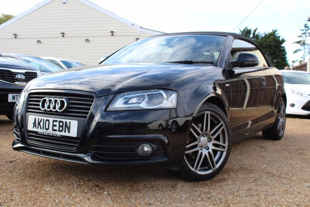 View our 2010 10 AUDI A3 2.0 TDI S LINE SPECIAL EDITION 2d 138 BHP