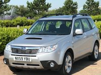 USED 2009 59 SUBARU FORESTER 2.0 D XC 5d 147 BHP