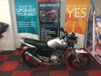 USED 2006 06 YAMAHA YBR 125cc NATIONWIDE DELIVERY AVAILABLE