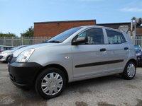 2006 KIA PICANTO 1.0 S 5d 60 BHP £1595.00