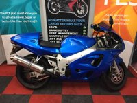 USED 2000 X SUZUKI GSXR600 600cc NATIONWIDE DELIVERY AVAILABLE